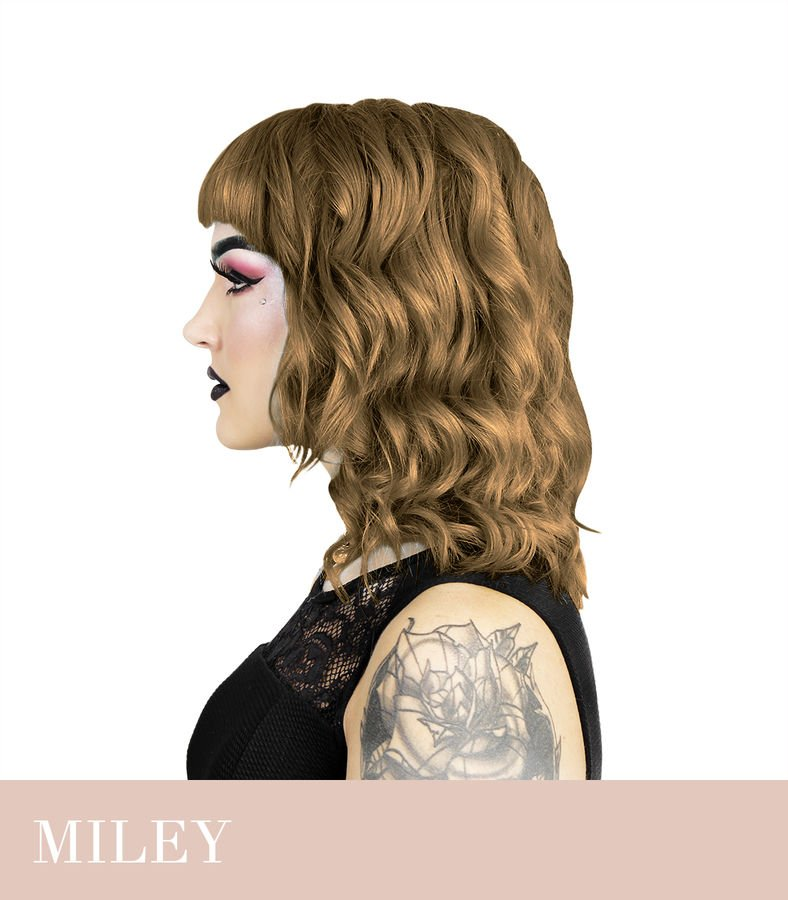 Herman's Amazing - Miley Milk Tea Brown