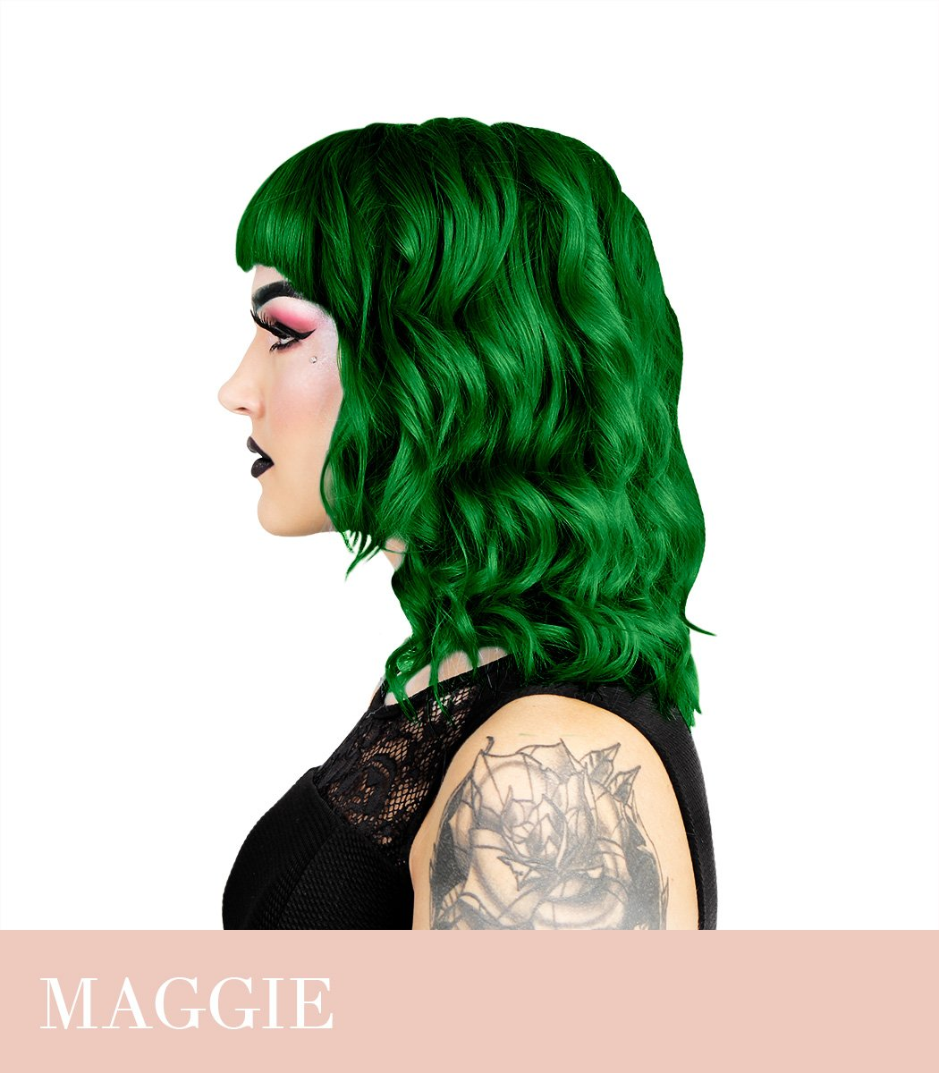 Herman's Amazing - Maggie Dark Green