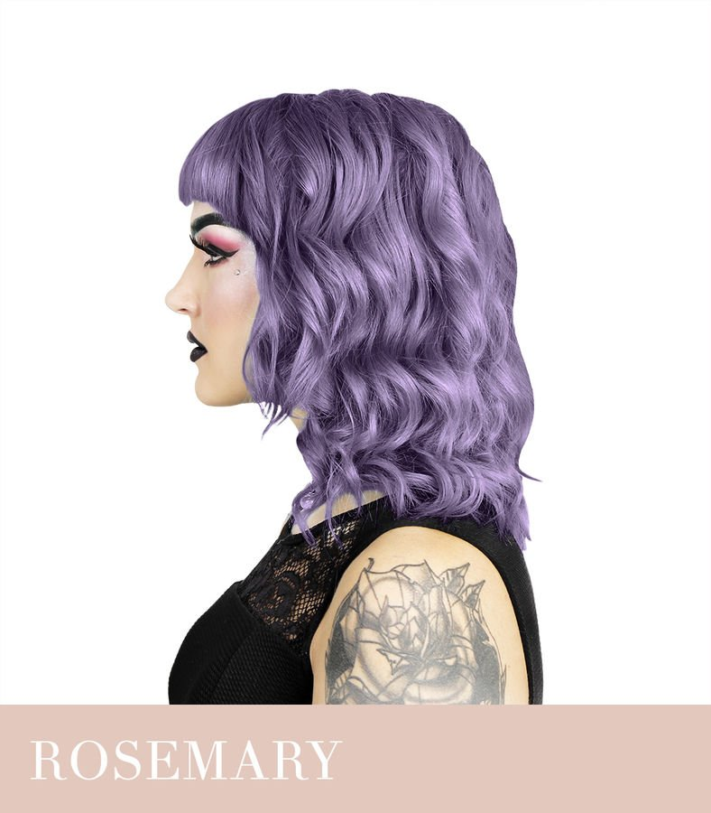 Herman's Amazing - Rosemary Mauve